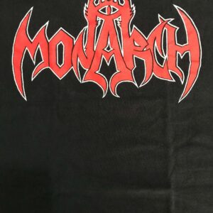 Monarch Red Logo T-Shirt