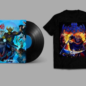 """HIGH ON LIGHTSPEED"" FUTURE SHOCK Vinyl + Shirt Pre-Order Bundle"